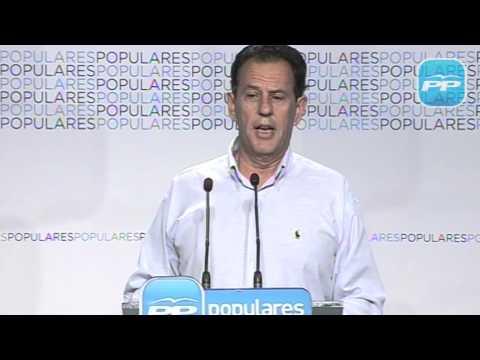 """""""Los socialistas nos dejaron una España en ruina y hoy empezamos a ser motor de crecimiento en Europa"""""""