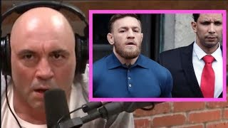 Video Joe Rogan - The Story Behind Conor McGregor Bus Incident MP3, 3GP, MP4, WEBM, AVI, FLV Desember 2018