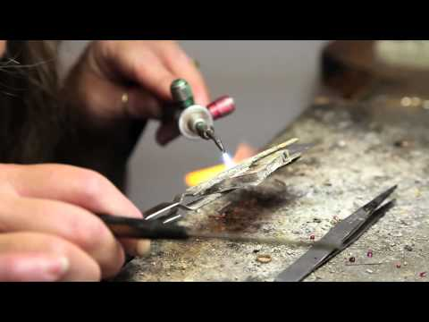 Making Handcrafted Jewelry Pieces