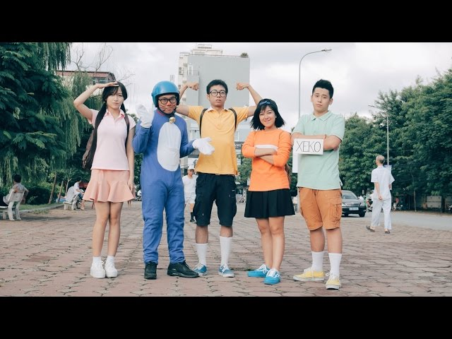 Doremon Việt Nam 2 - Có ai thích Xuka giống em ko :x