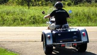 10. Triumph Trike Part 1