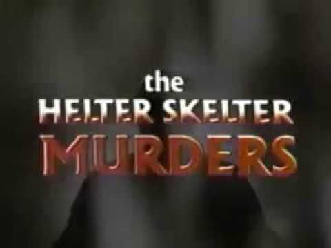 The Helter Skelter Murders (1971) Trailer