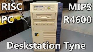 The Deskstation Tyne RISC PC Windows NT Workstation