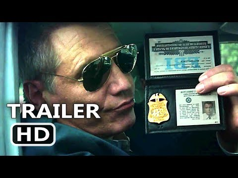 MINDHUNTER Official Trailer (2017) David Fincher New Netflix Series HD