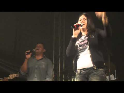 Cantora Leticia Prado em Porteirão Go
