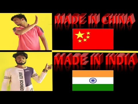 Boycott Chinese product | Promote Indian products|INDIA🇮🇳 vs🇨🇳 CHINA