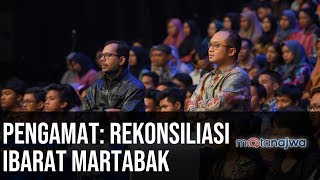 Download Video Transaksi Rekonsiliasi - Pengamat: Rekonsiliasi Ibarat Martabak (Part 3) | Mata Najwa MP3 3GP MP4