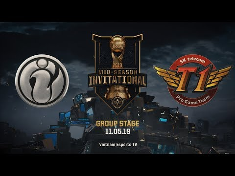 IG vs SKT [HighLights MSI 2019] [11.05.2019] [Group Stage] - Thời lượng: 4:59.