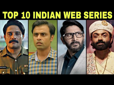 Top 10 Best Indian Web Series of 2020 in Hindi | Crime Thriller Web Series | MZM