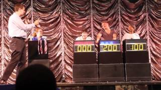 TPR Klassy Kruise - Piers does the Game Show!