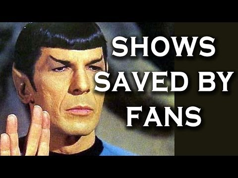 top 10 tv shows saved by fans toptenz net