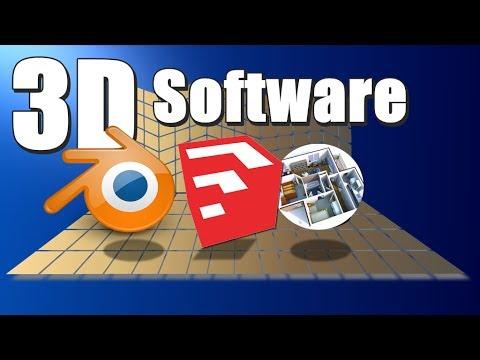 3D Software (kostenlos)