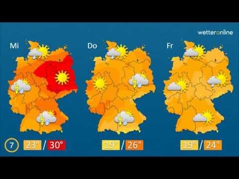 wetteronline.de: Wetter in 60 Sekunden (05.06.2016)