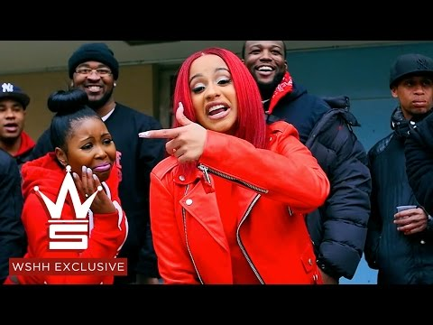 "Cardi B ""Red Barz"" ( Official Music Video)"