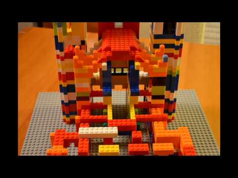 Catedral de León en LEGO