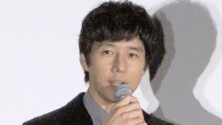 西島秀俊、原作者かわぐちかいじからの手紙に感無量/映画『空母いぶき』初日舞台挨拶