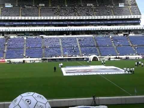 Estadio Cuauhtemoc 31 De Julio Del 2011 Puebla Vs Pachuca