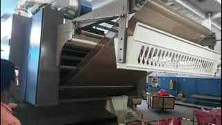 Five layers Relax Dryer(Tensionless Drying Machine) youtube video