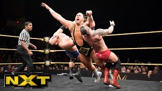 Nonton Heavy Machinery Vs  Vs  Jonathan Ortagun   Mike Marshall  Wwe Nxt  March 29  2017 Film Subtitle Indonesia Streaming Movie Download