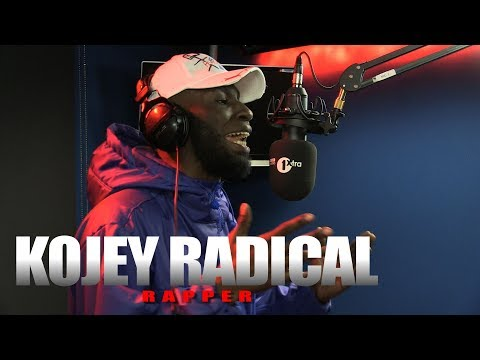 Kojey Radical – Fire In The Booth