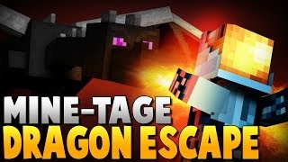 FUNNY MONTAGE - Dragon Escape (Funny Mini-Game Montage)