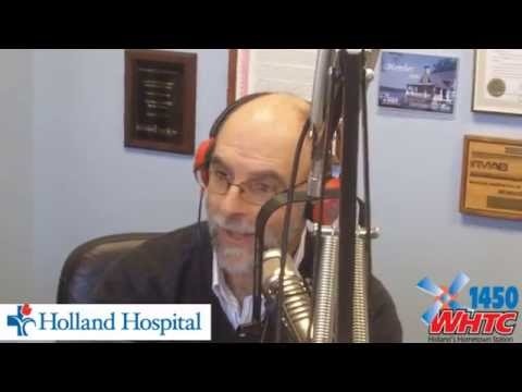 During the monthly Holland Hospital segment on Mar. 26, 2014, Juke & his listeners chatted with Behavioral Health Psychologist Mark Bombara and Holland Hospital Marketing and Communications Professional Matt Fors about problem gambling.