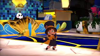 A Hat in Time OST Seal the Deal  The Arctic Cruise trailer cut