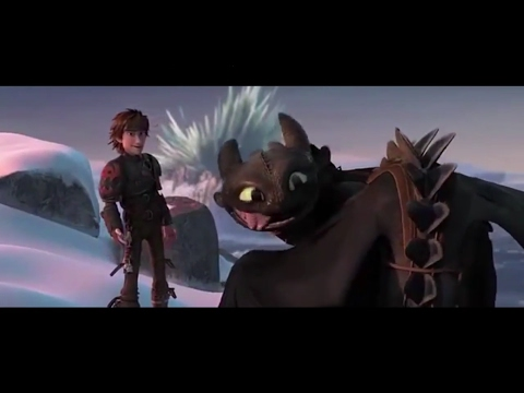 How To Train Your Dragon 2 - Flying With Mother - English