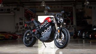 1. 2012 Brammo Empulse R - Jay Leno's Garage
