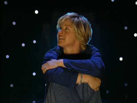 Ellen DeGeneres - Interpretive dance