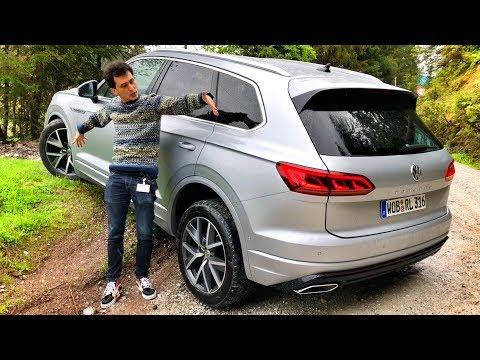 Тест НОВОГО ТУАРЕГА! Вот почему VW теперь на уровне с BMW, Mercedes, Audi! Обзор. VOLKSWAGEN TOUAREG (видео)