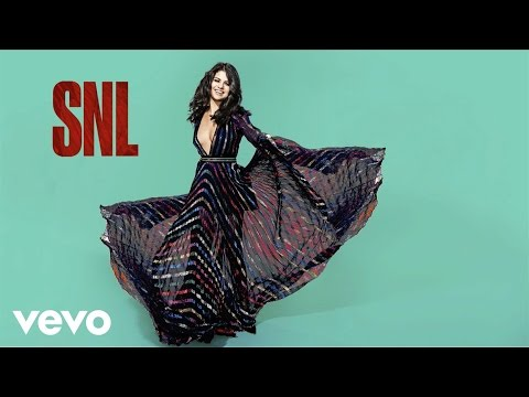 Ej: Selena Gomez Performs 'Hands To Myself' On SNL...
