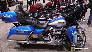 6. 2018 Harley Davidson Electra Glide Ultra Classic - Walkaround - 2018 Toronto Motorcycle Show