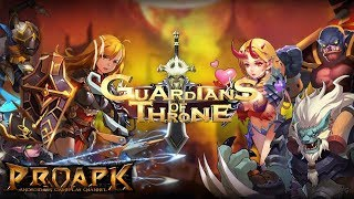 Guardians of Throne Android Gameplay