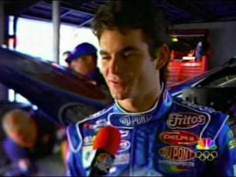 Banned Commercial - NASCAR - Jeff Gordon & Britney Spears