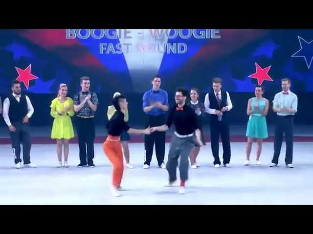 Boogie Woogie Fast Final Moscow World Masters 2015 - Khitruk Nikolay - Khavtorina Evgeniia