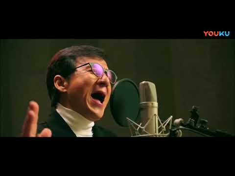 """BLEEDING STEEL - Official Chinese Song  """"Hero Story"""" by Jackie Chan"""