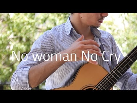 Video Bob Marley - No Woman No Cry | Fingerstyle arrangement - Abdou Serghini - Video #2 download in MP3, 3GP, MP4, WEBM, AVI, FLV January 2017