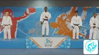 Appearing at a Commonwealth Youth Games for the first time ever, 51 athletes competed in the Judo Men and Women's competition. The record-breaking sports programme for Bahamas 2017 meant that action started on the same day as the Opening Ceremony.