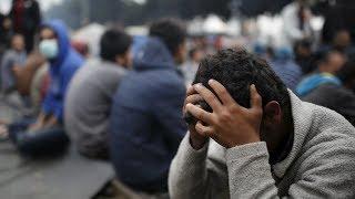 ارتباك بين اللاجئين في فيينا بسبب تعديل قانون السوسيال!
