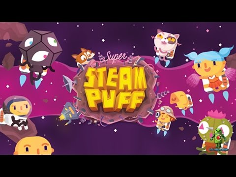 Super SteamPuff [Android/iOS] Gameplay ᴴᴰ
