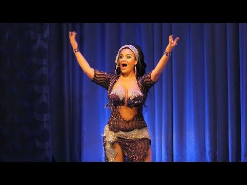 """ANNA BORISOVA - Egyptian Shaabi """"Count de Monte Cristo"""" 2018"""
