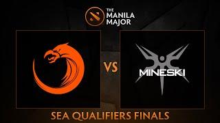 TNC Pro Team vs Mineski.Sports5 - Game 2- The Manila Major SEA Qualifiers Finals - Philippine