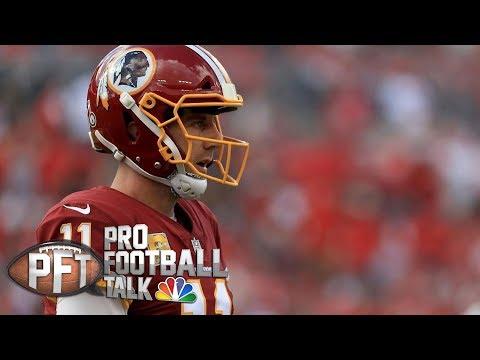 Video: Washington Redskins: QB Alex Smith has 'serious injury' | Pro Football Talk | NBC Sports