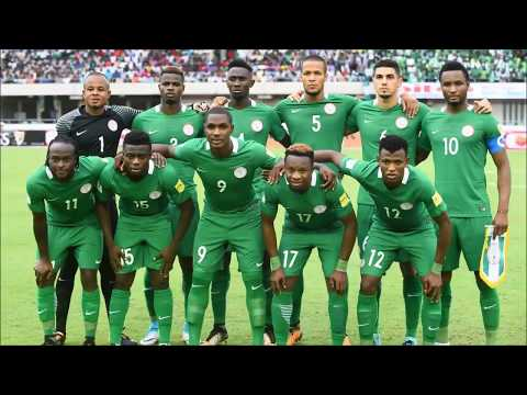 NIGERIA ALL GOALS & HIGHLIGHTS WORLD CUP QUALIFIERS 2018