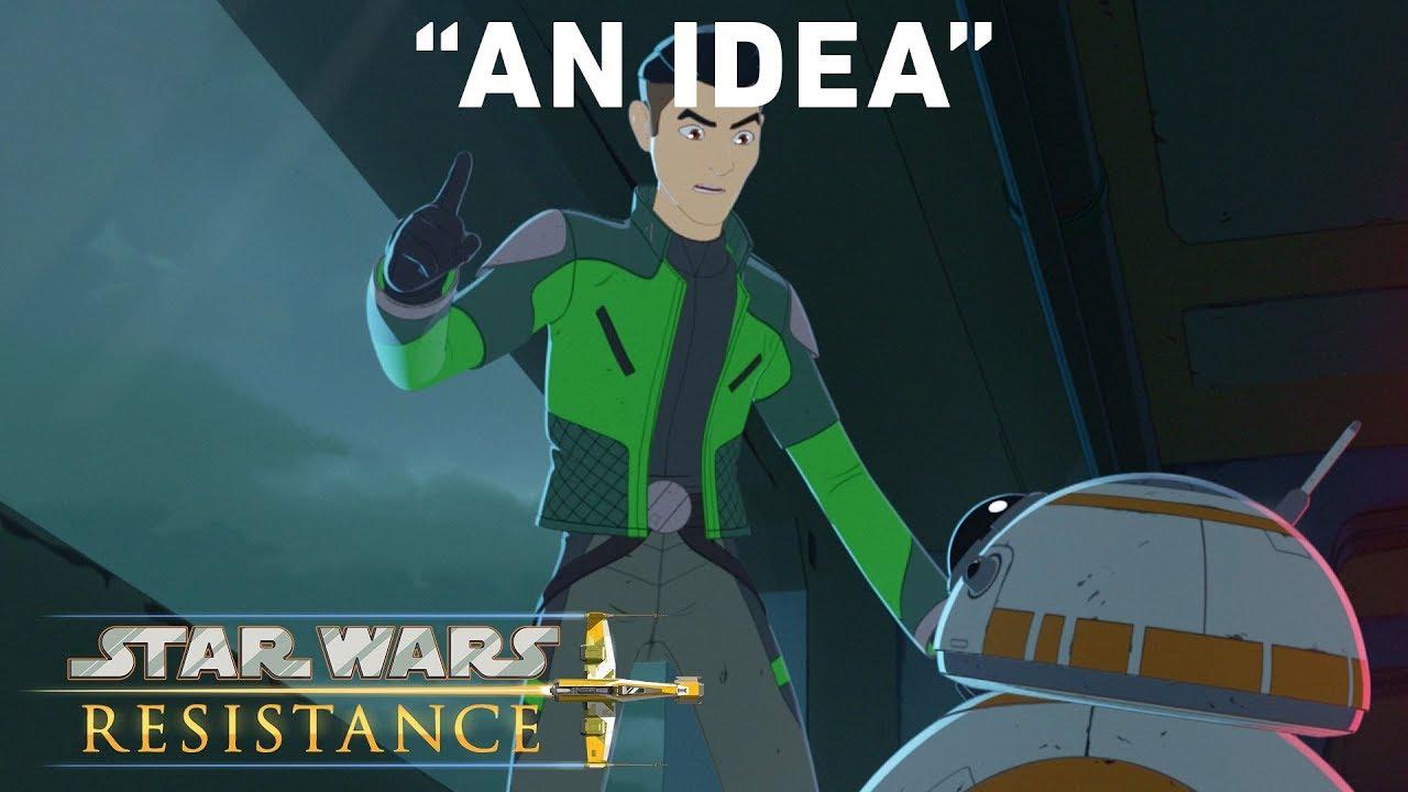 Star Wars Resistance'ın Triple Dark Adlı Yeni Bölümü İçin Klip Yayınlandı resimi