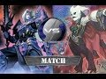 Vampire Vs Ghostrick Sneak Peek Match