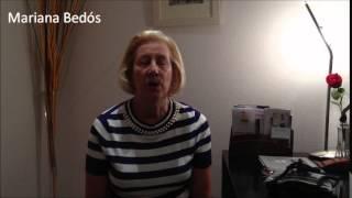 Mariana Bedós comenta l'aula d'idiome