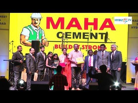 Maha Cement Rangareddy District Level Awards