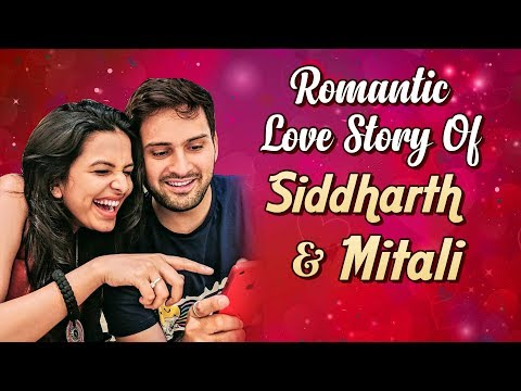 Romantic Love Story Of Siddharth Chandekar And Mitali Mayekar | Celebrity Couple